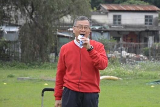 2017全港校際無人機比賽- 評審主委陳家駒先生 -建造業議會主席