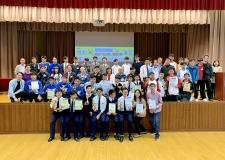 2019-02-23 觀塘及西貢區校際「無人機」編程比賽