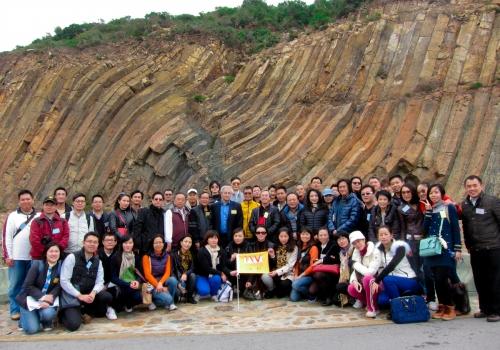 2013-01-20 – 張祟霖先生企業轉型分享及參訪地質公園相簿