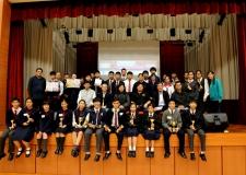 2019-03-09 黃大仙及九龍城區校際「無人機」編程比賽