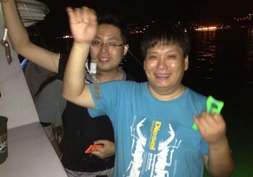 2013-08-25 – UWNAA活動 – 釣墨團相簿