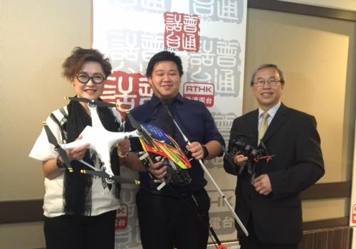 2016-07-08 香港電台訪問相片