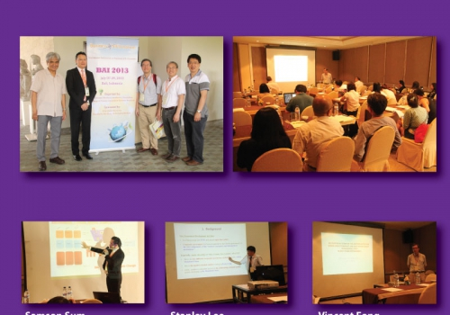 2013-07-25 IAM Newsletter – Bali Conference